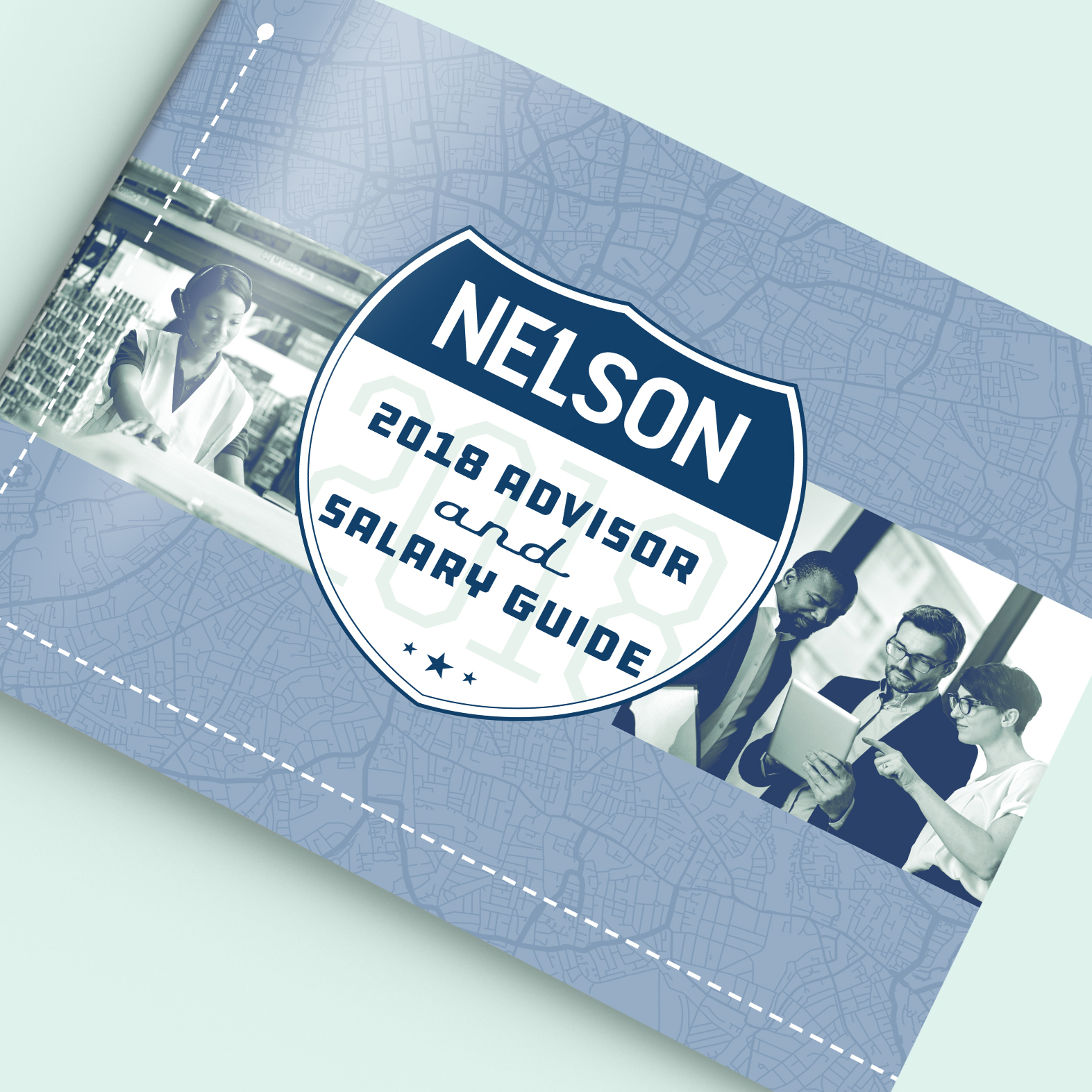 Nelson 2018 Salary Advisor  See More →