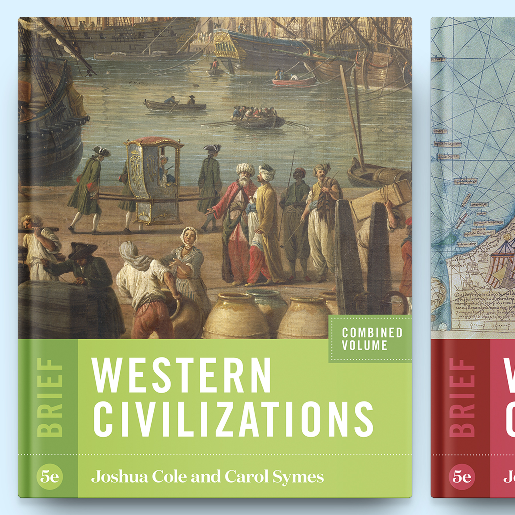 Western Civilizations Textbook  See More →