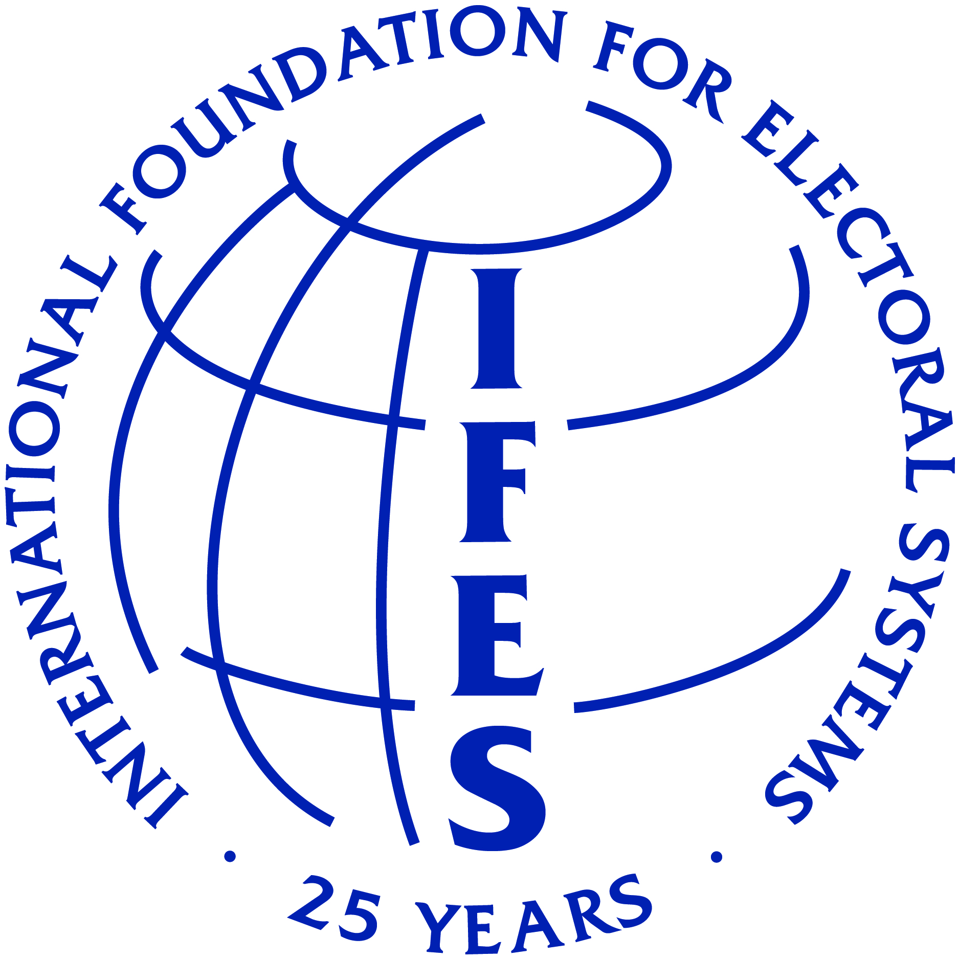 IFES 25th Globe Logo Blue JPG.jpg