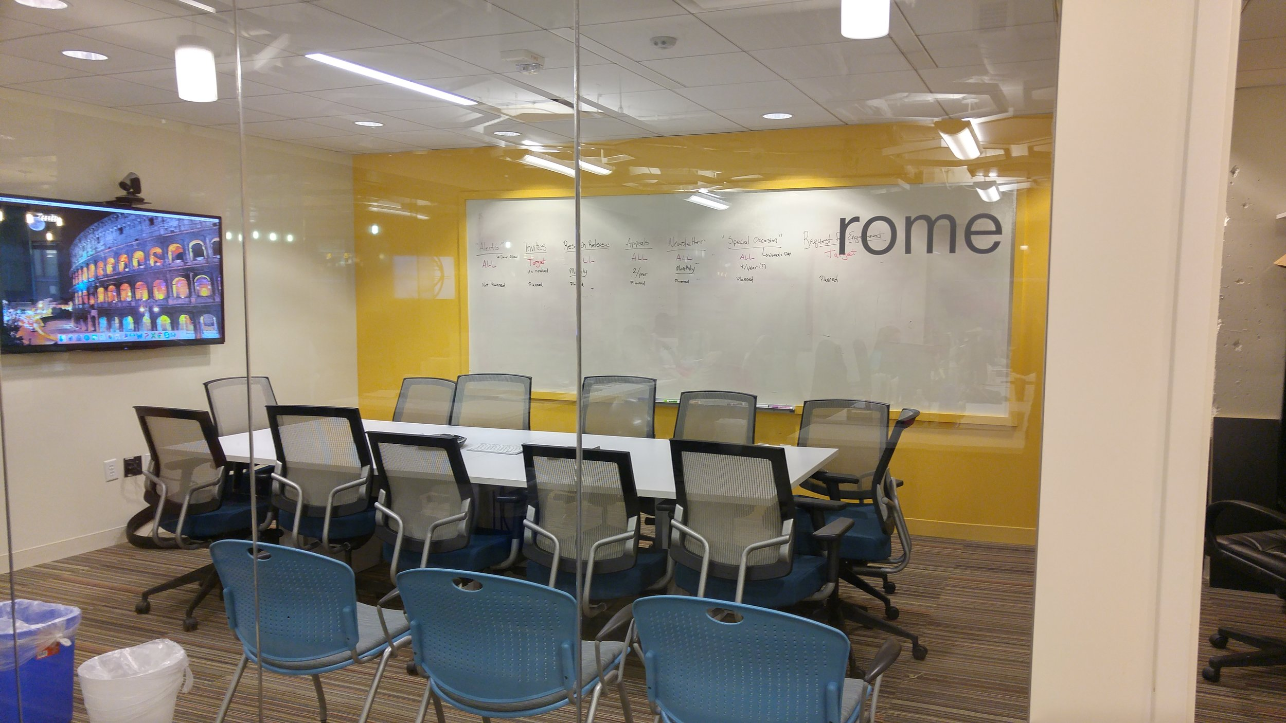 Rome Conference Room