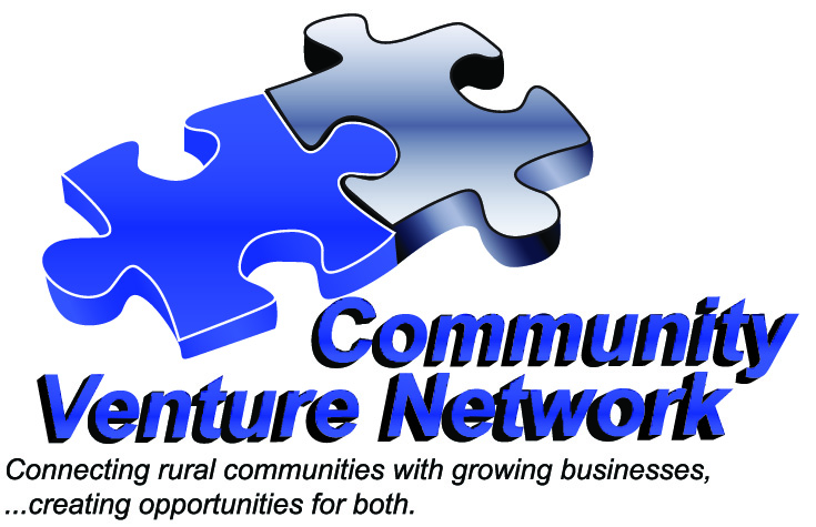 We are happy to be working with Community Venture Network to provide economic development opportunities for rural areas.