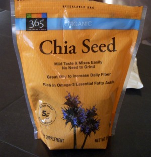 Chia Seeds from Whole Foods