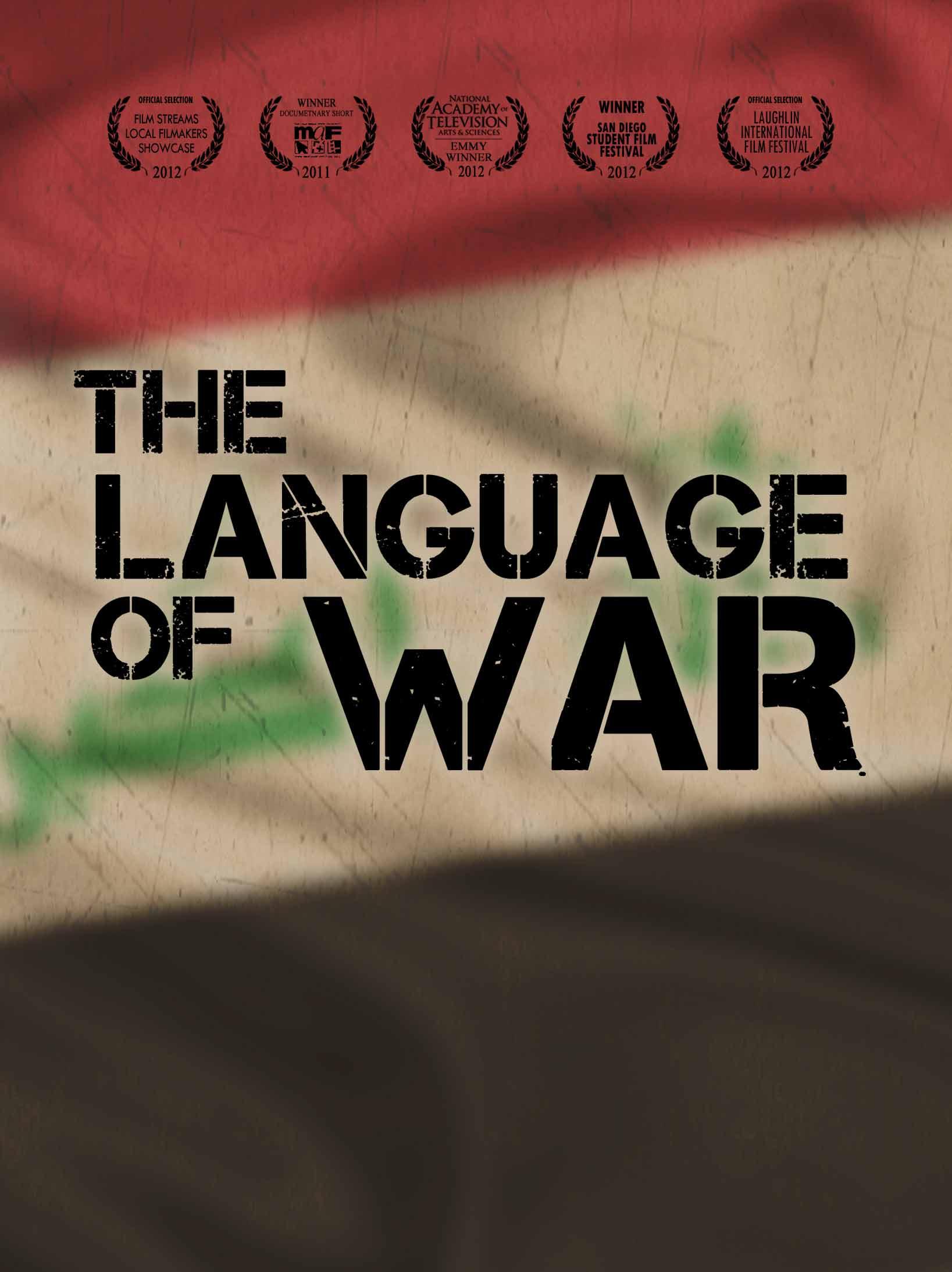 The Language of War (2011)