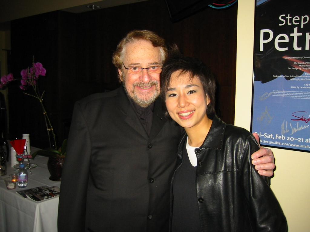 with Phil Ramone