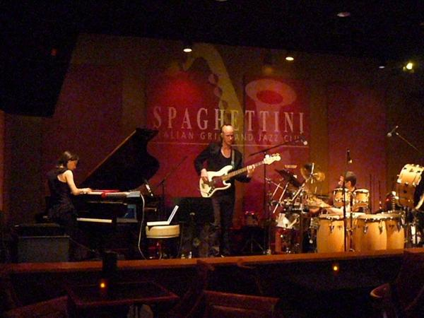 @ Spaghettinis in CA