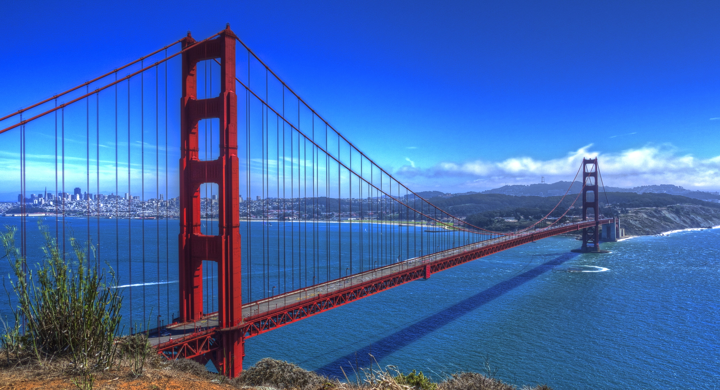 This Is My Photo Of The Golden Gate Bridge, There Are Many Like It But This One Is Mine