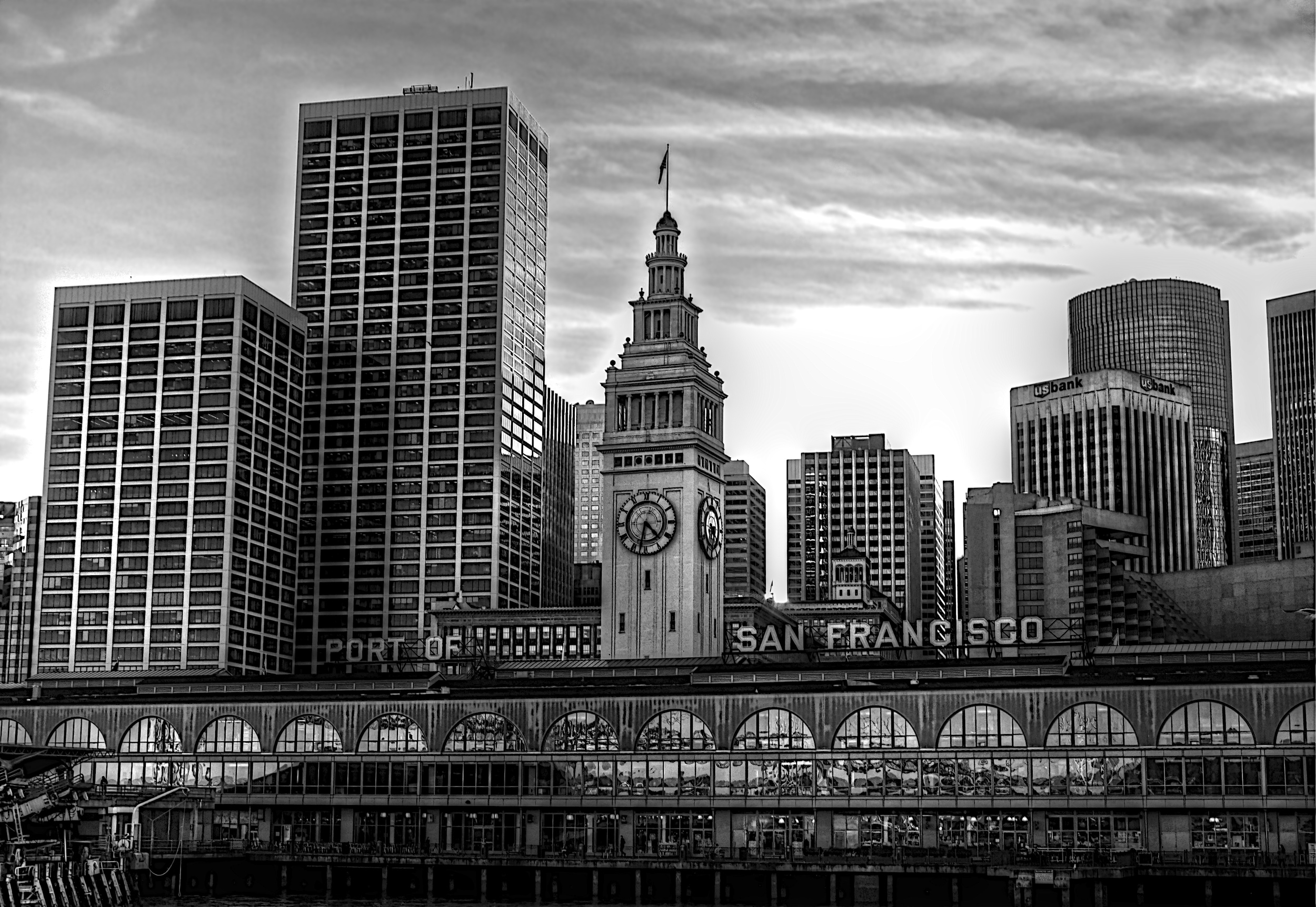 Port of San Francisco, The Ferry Building