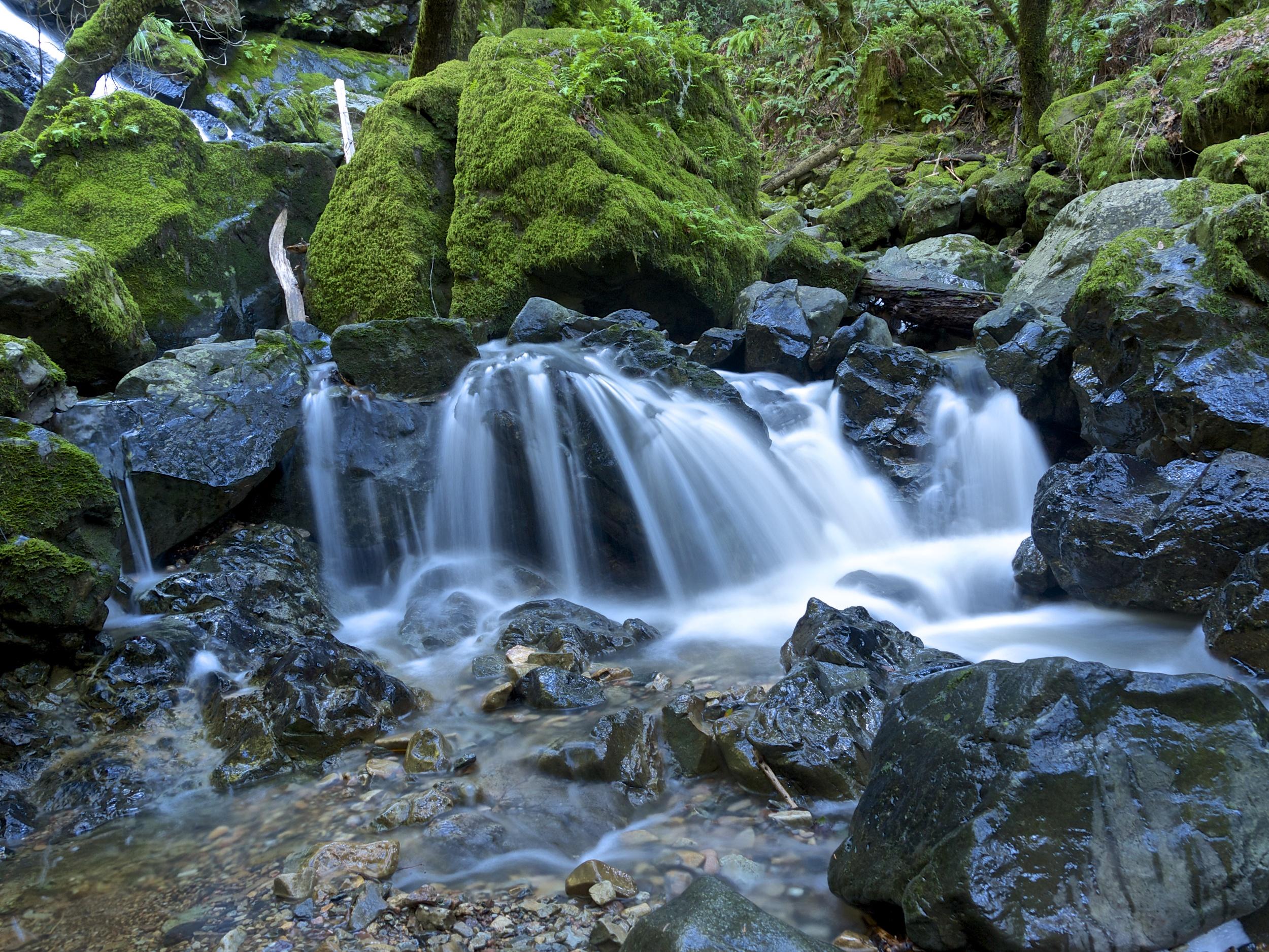 Cataract Falls, Marin