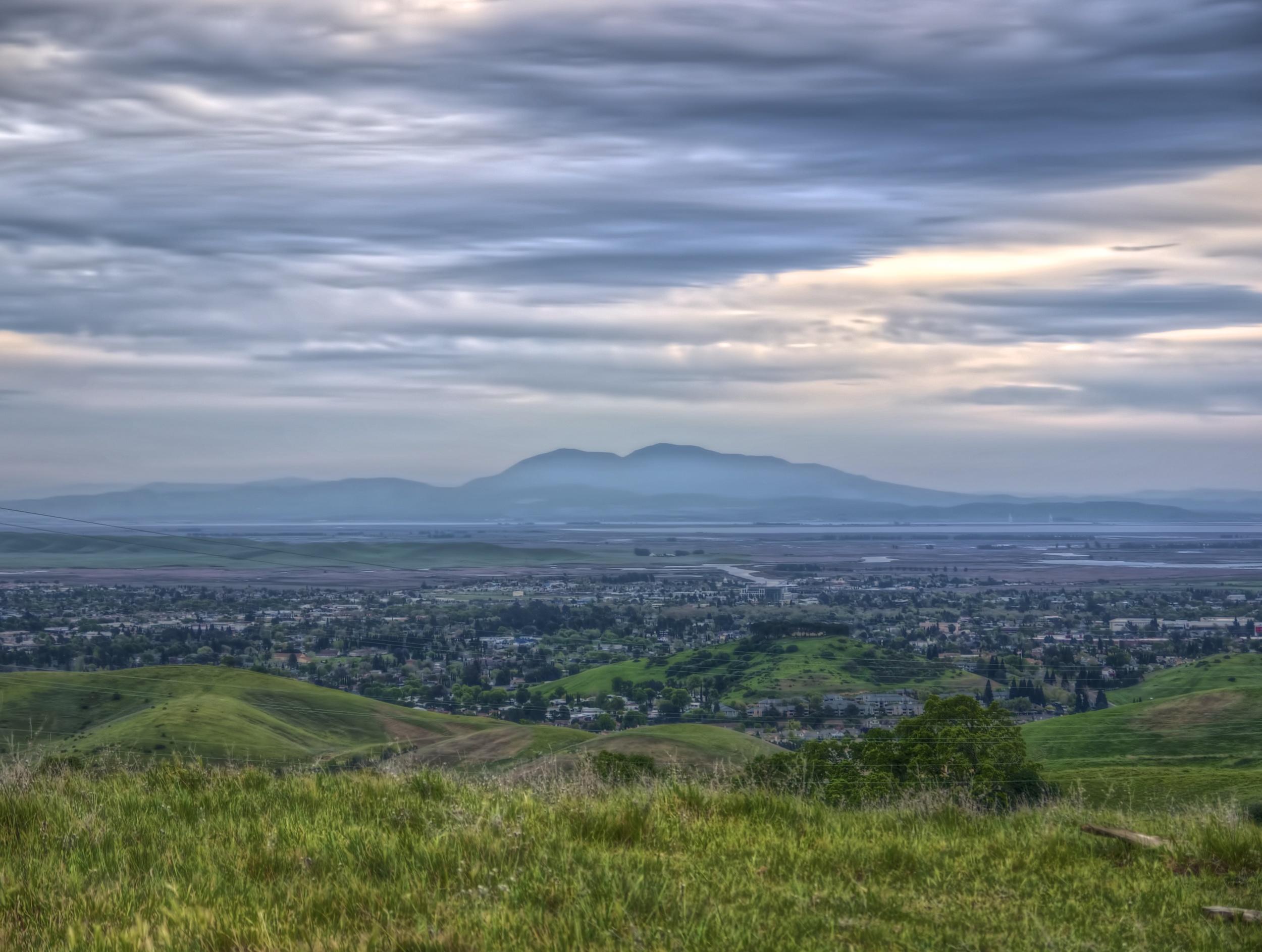Fairfield, Suisun, Marsh and Mount Diablo