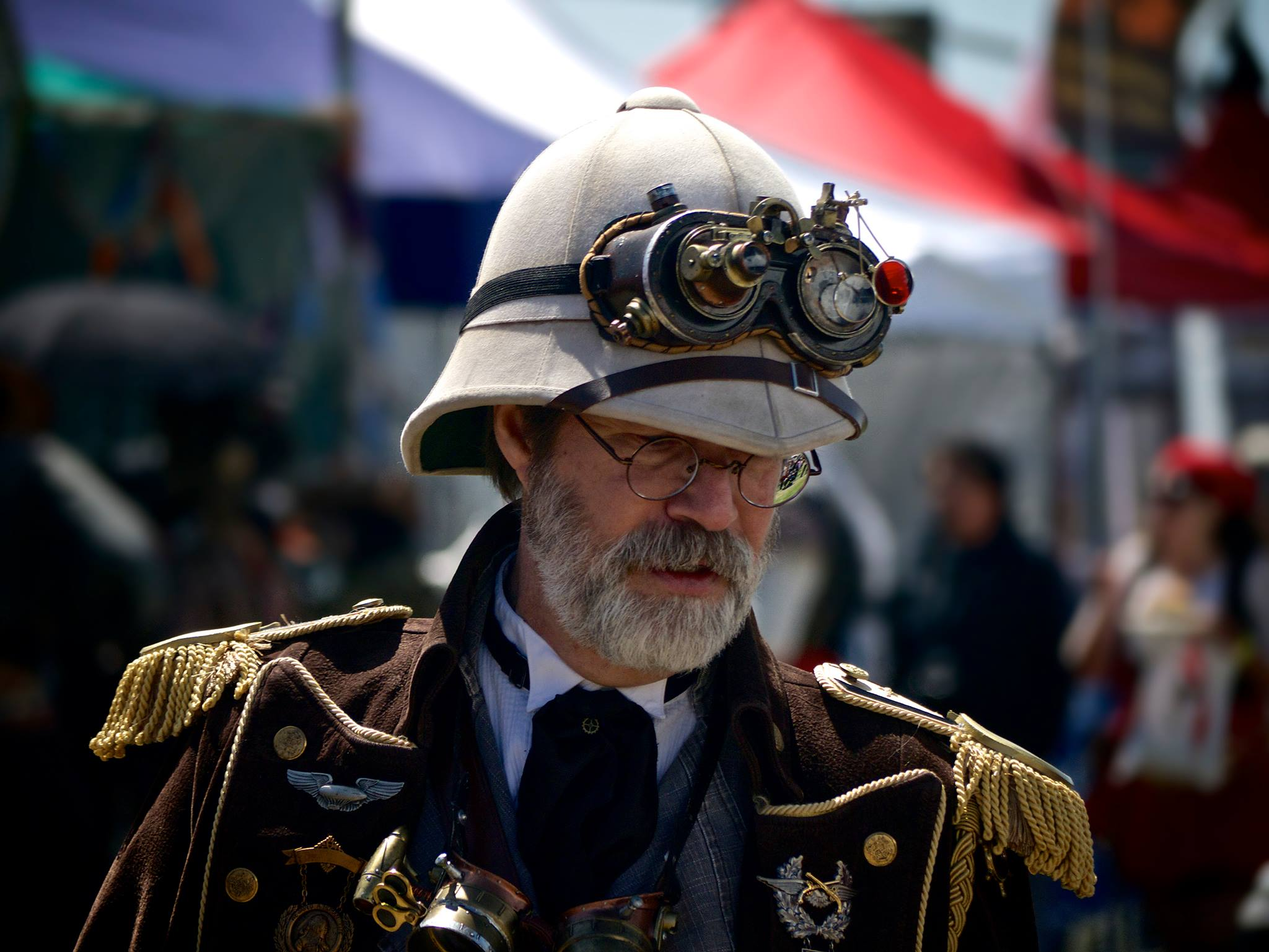 Steampunk @ Pirate Fest