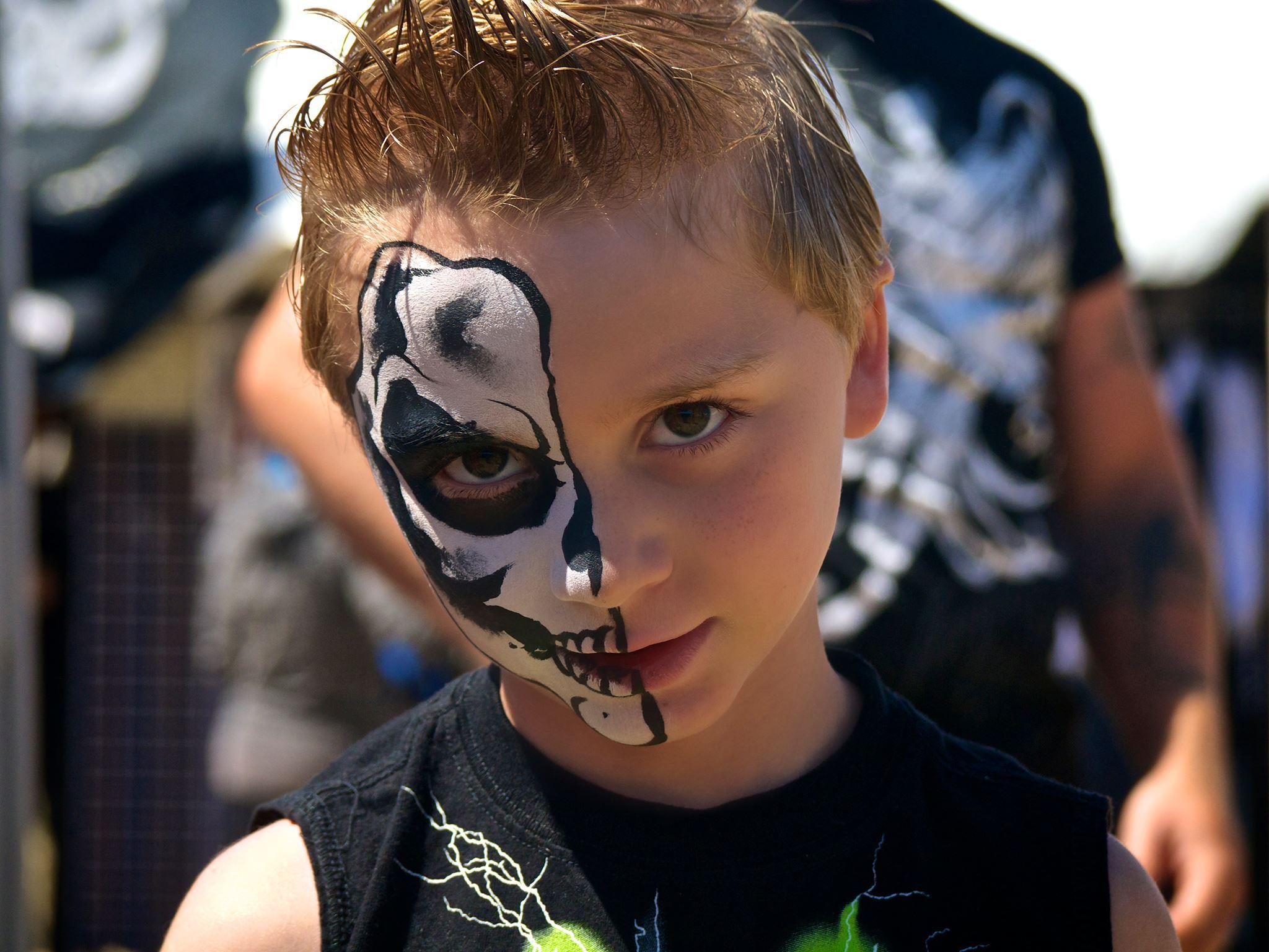 Jacob @ Pirate Fest