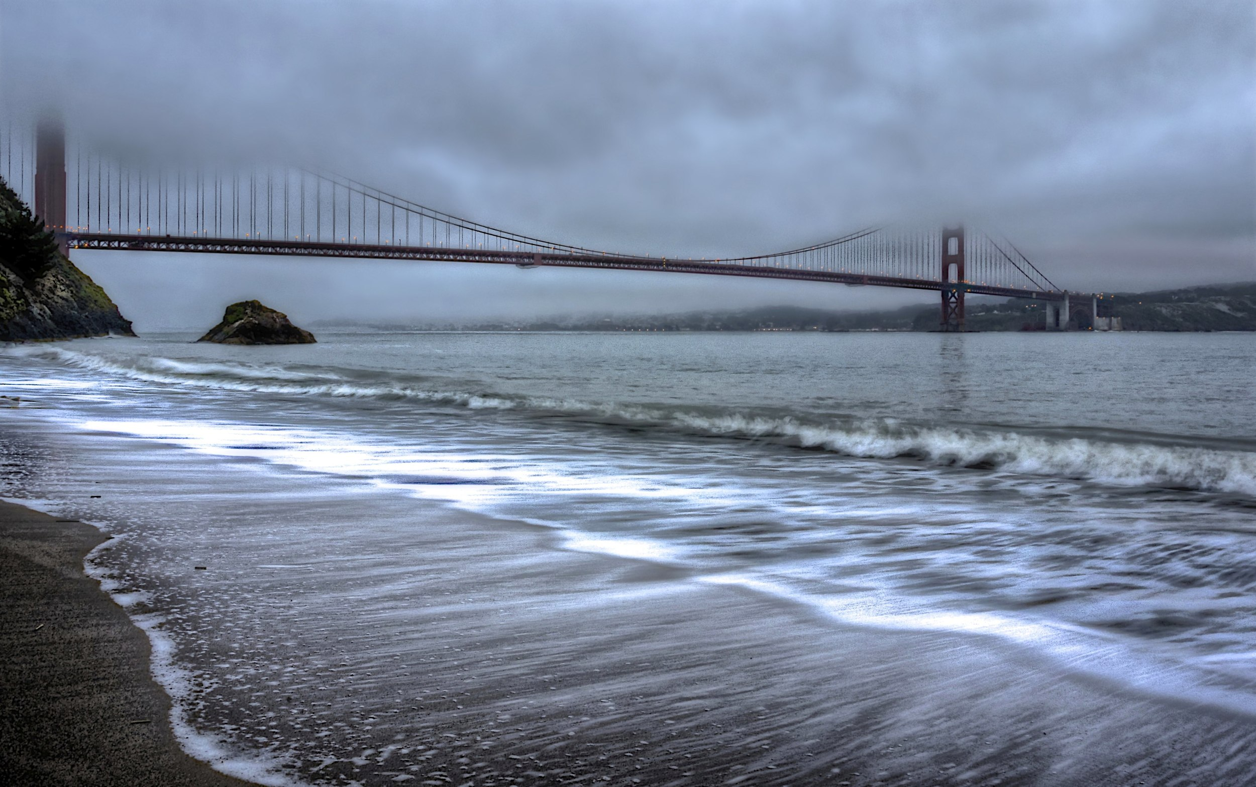 Golden Gate at Kirby Cove