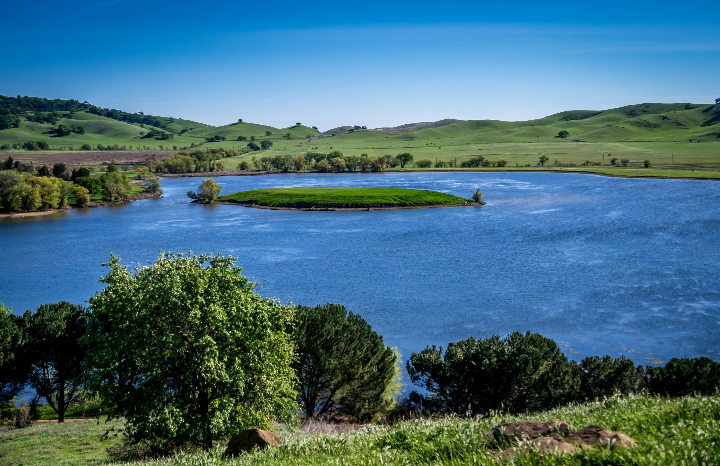 The Emerald Isle in the Lagoon