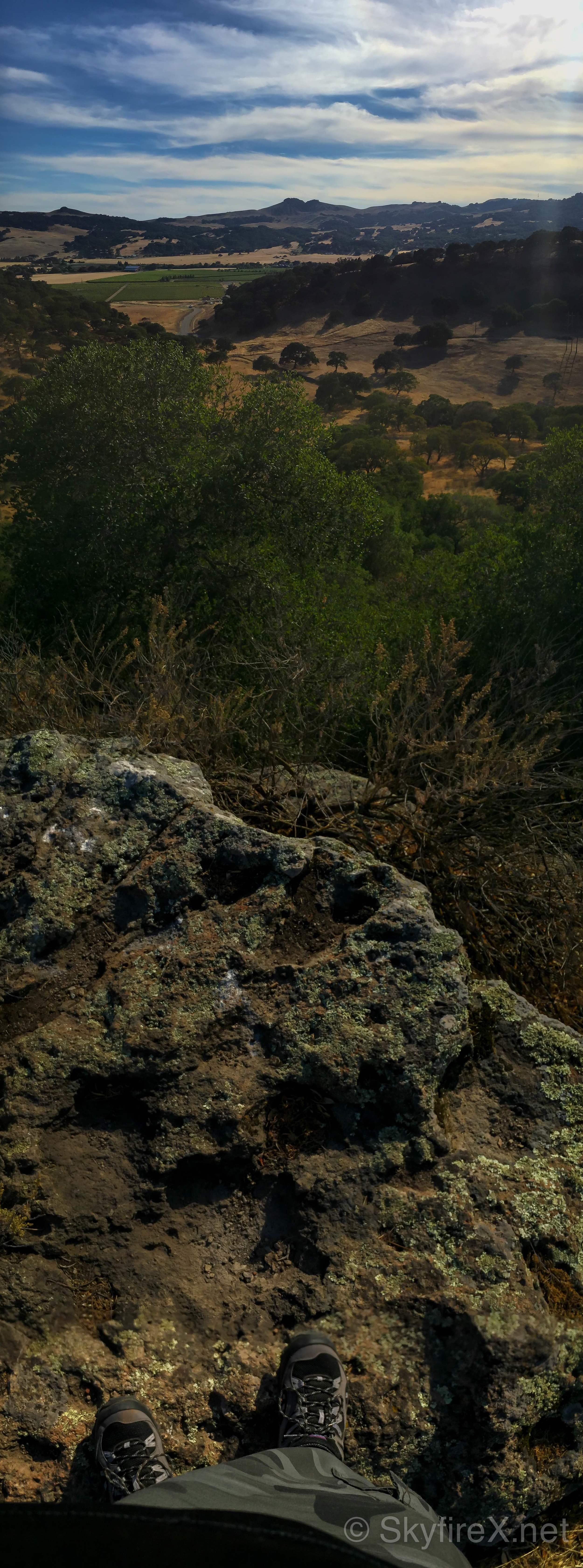 footsie-selfie-cliffs-rockville-fairfield