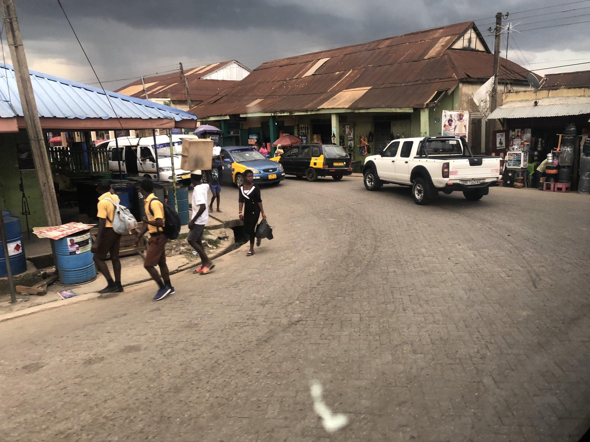 OPERATION WALK NY - 2018 GHANA
