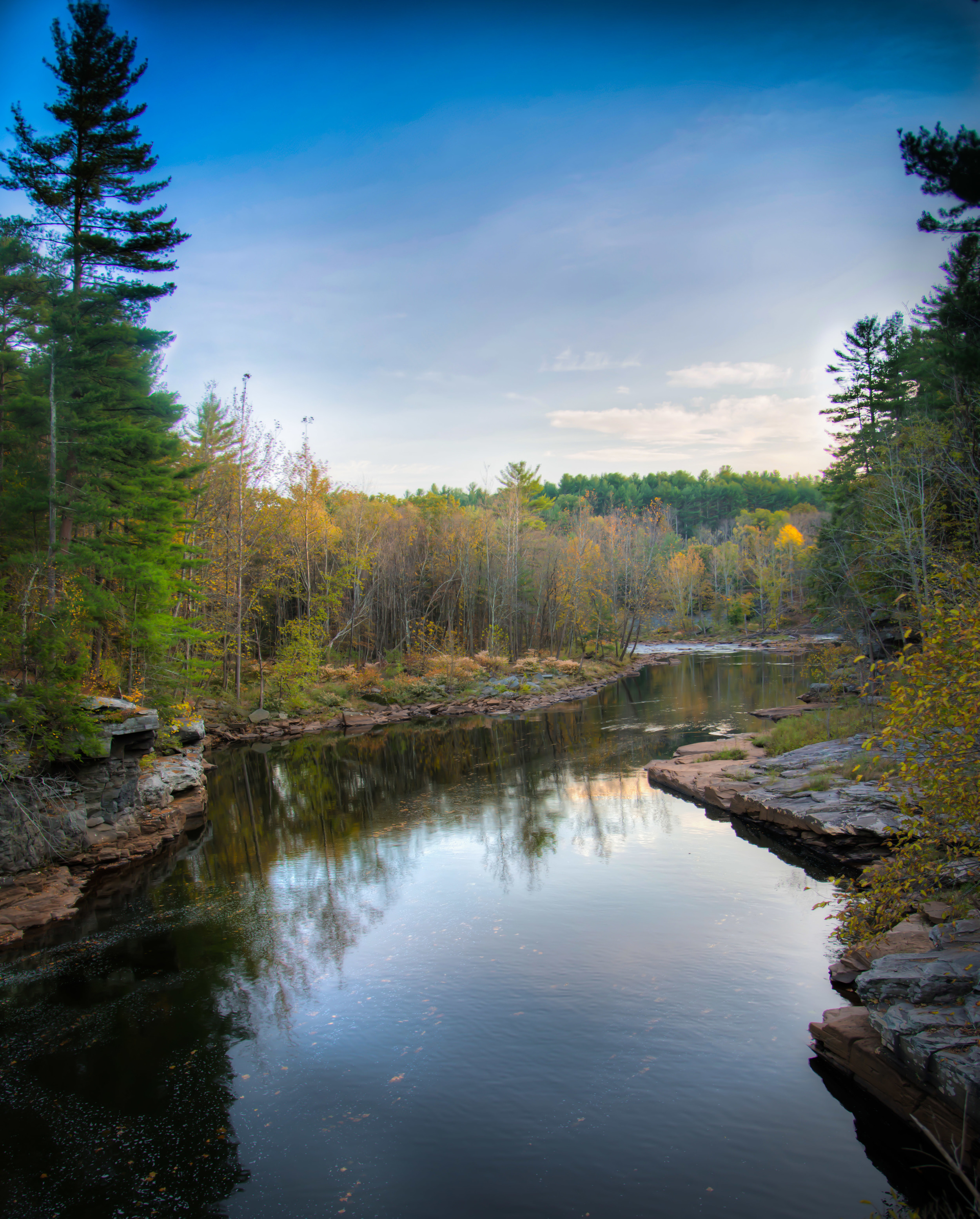imble River, PA