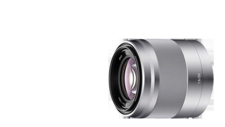 Sony 50mm f/1.8 Prime Lens