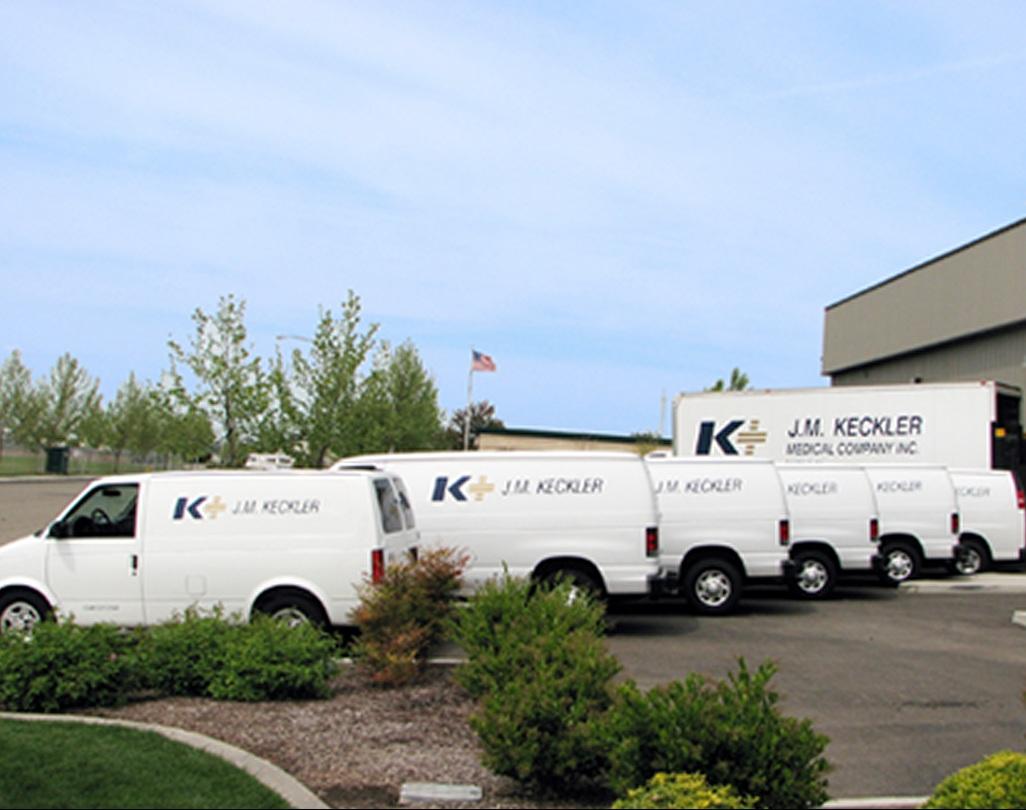 J.M. Keckler Biomedical Service Vehicles.jpg