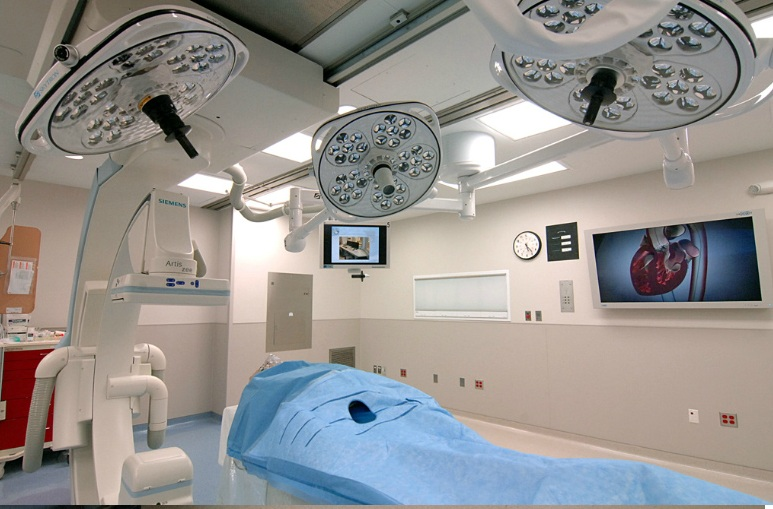 Hybrid-OR-Operating-Room-Siemens-Artis-Zee-Ceiling-Mount-with- Skytron-Surgical-Lights-Skyton-Booms- MI-6.jpg