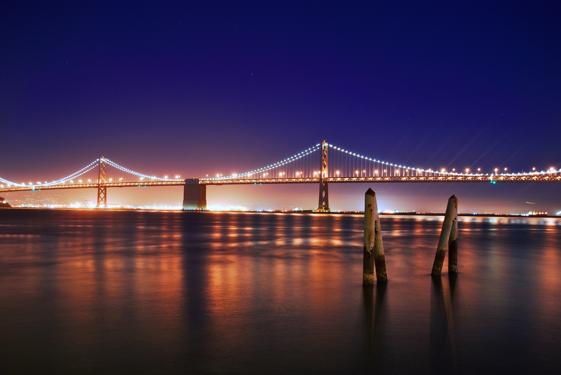 Stars over the Bay Bridge.jpg