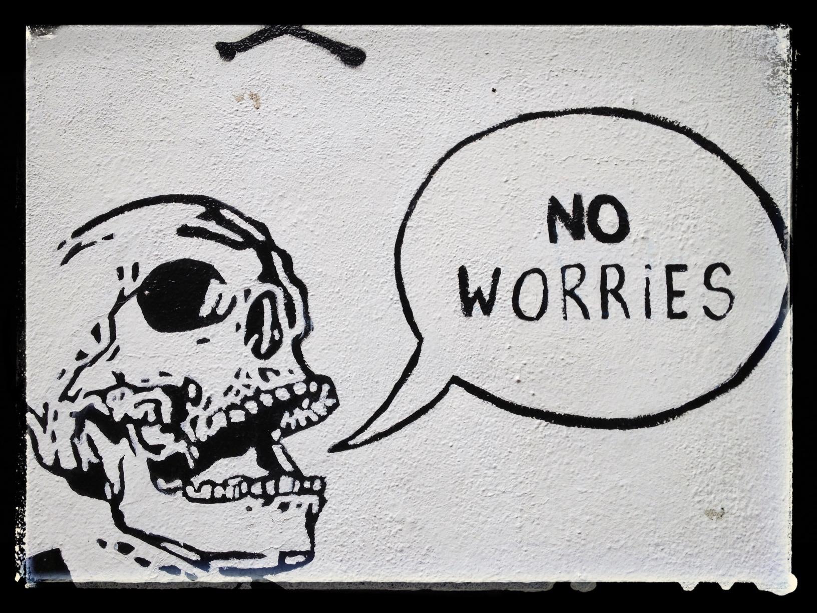 iPhone shot of some graffiti I found in Dublin, Ireland...