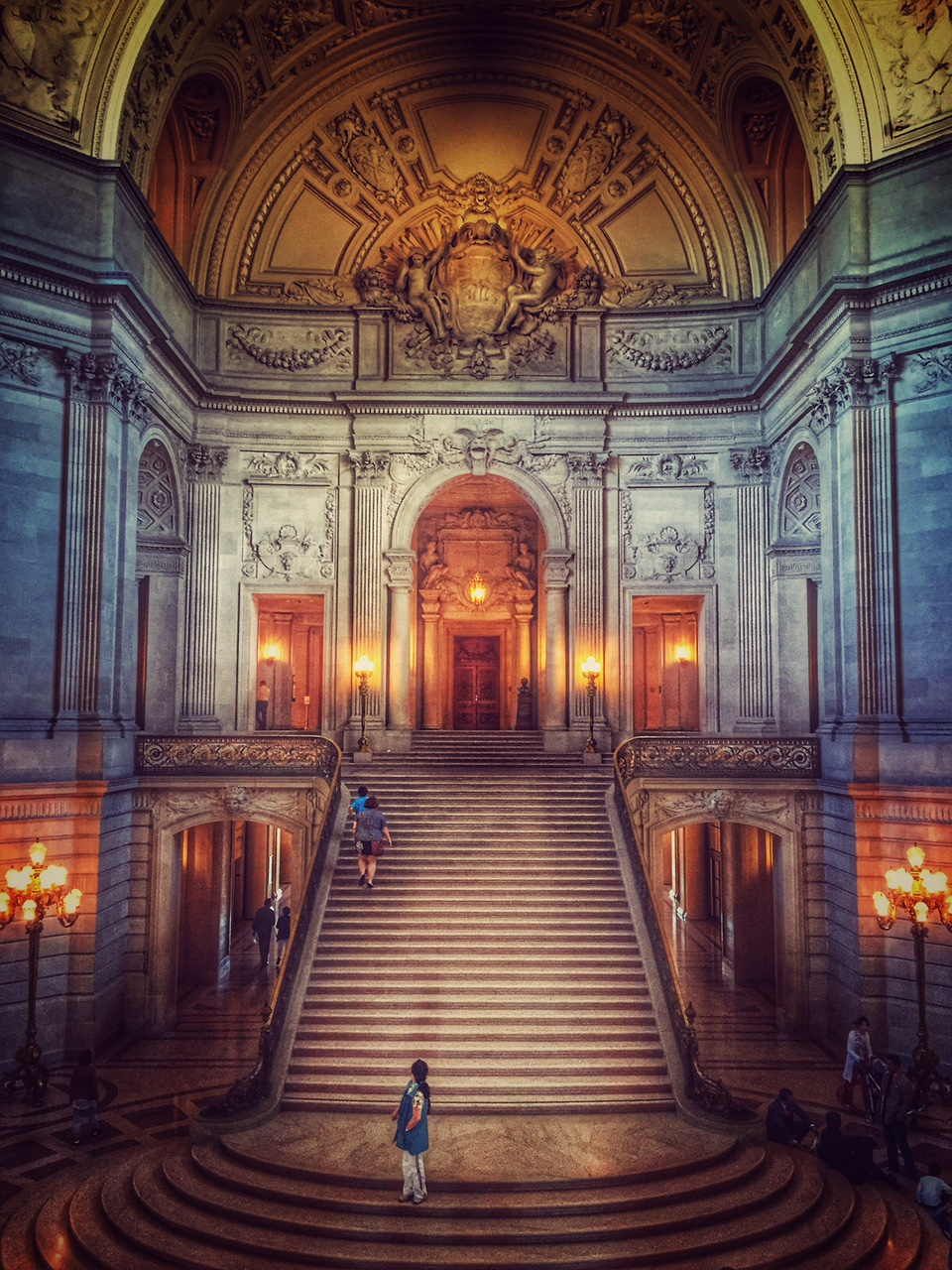 this is city hall, and it is magnificent!