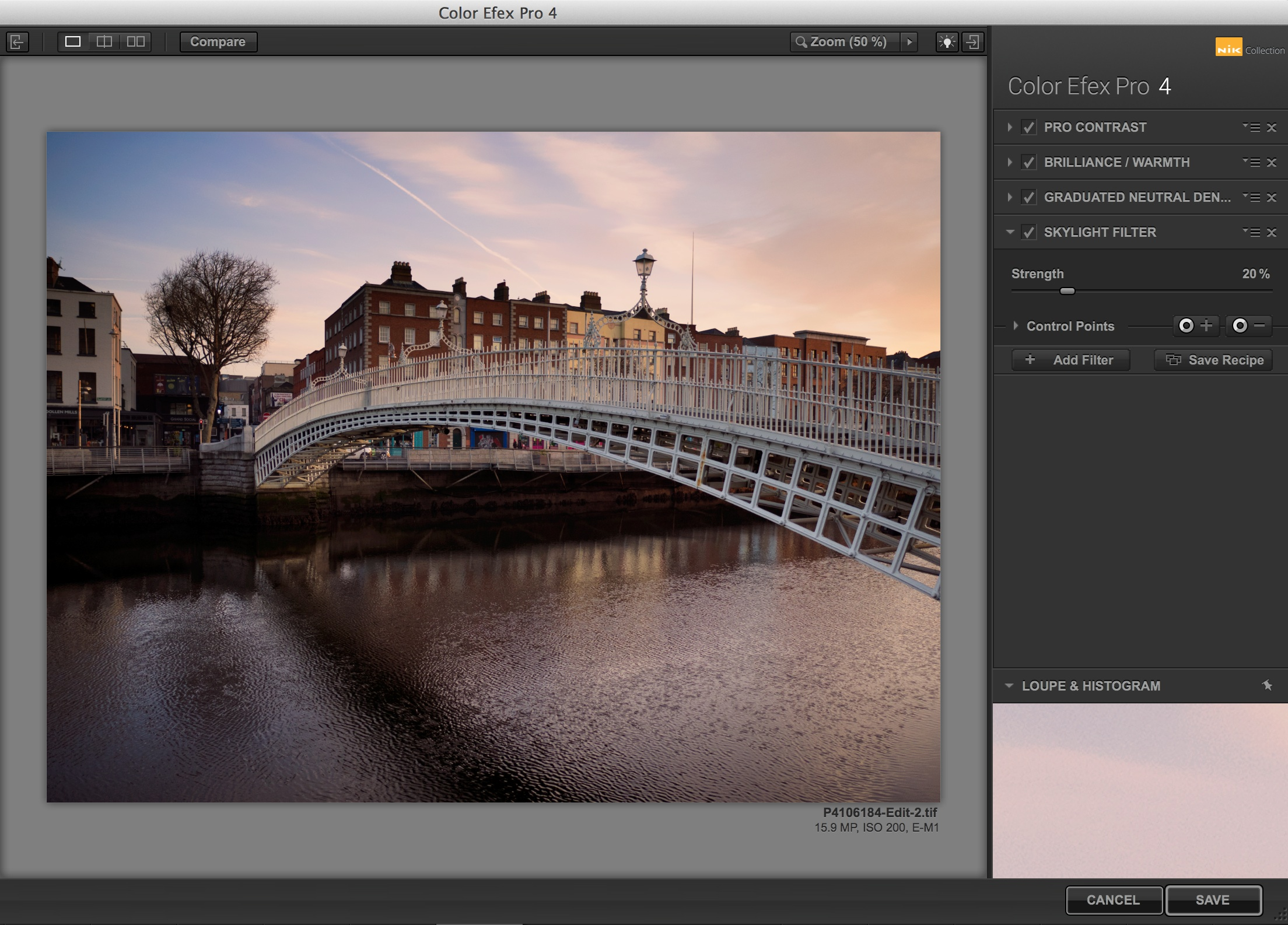 a full screen view from color efex pro (click to enlarge)