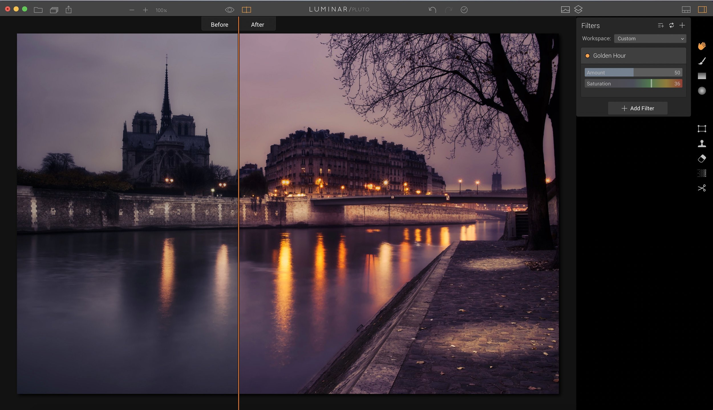 5 Amazing Filters in Luminar (that don't exist in Lightroom