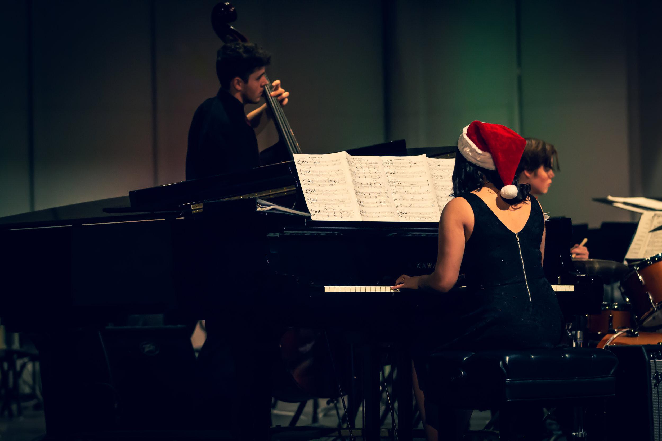 CVHS Jazz Ensembles — Campo Verde Bands