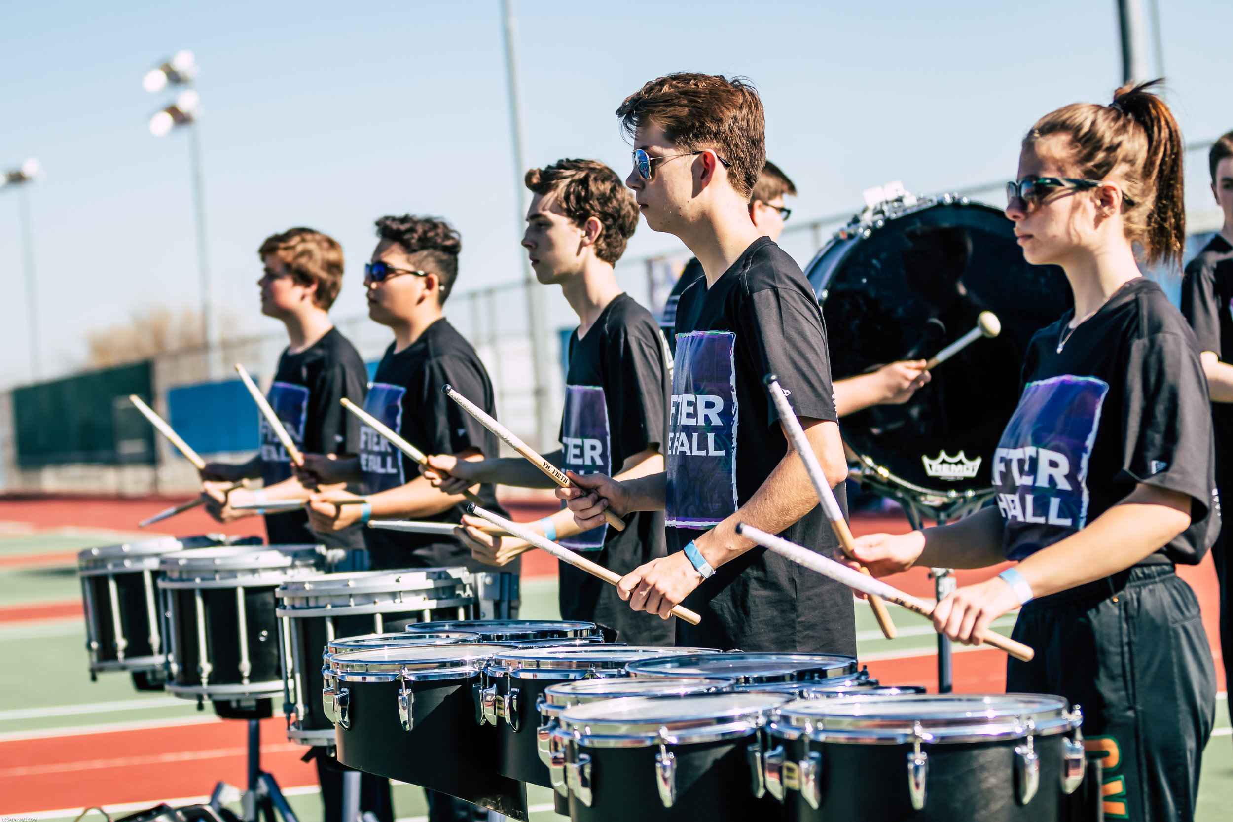 CVHS Winter Drumline