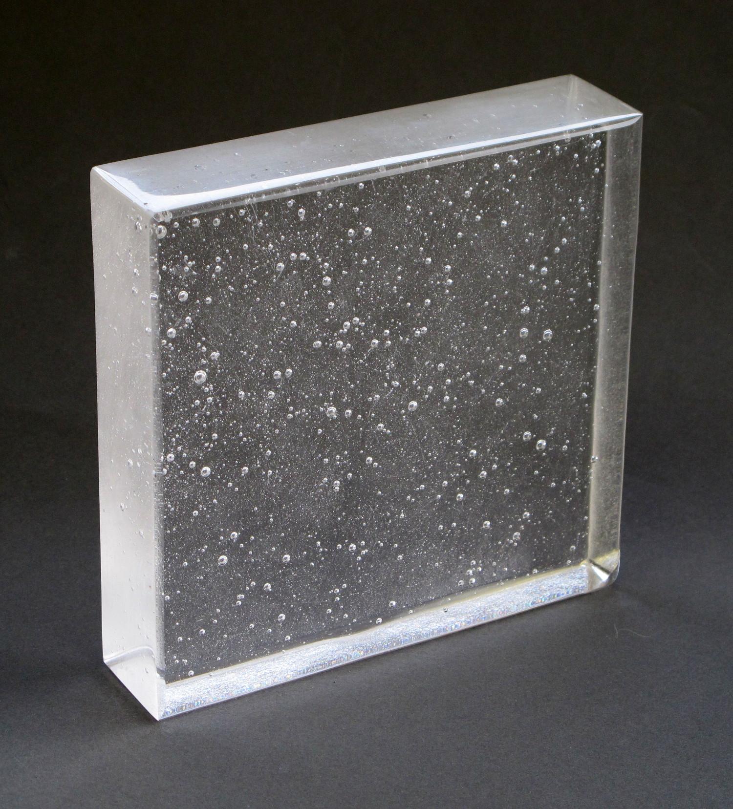 """""""TK14"""" Kiln Cast Glass"""