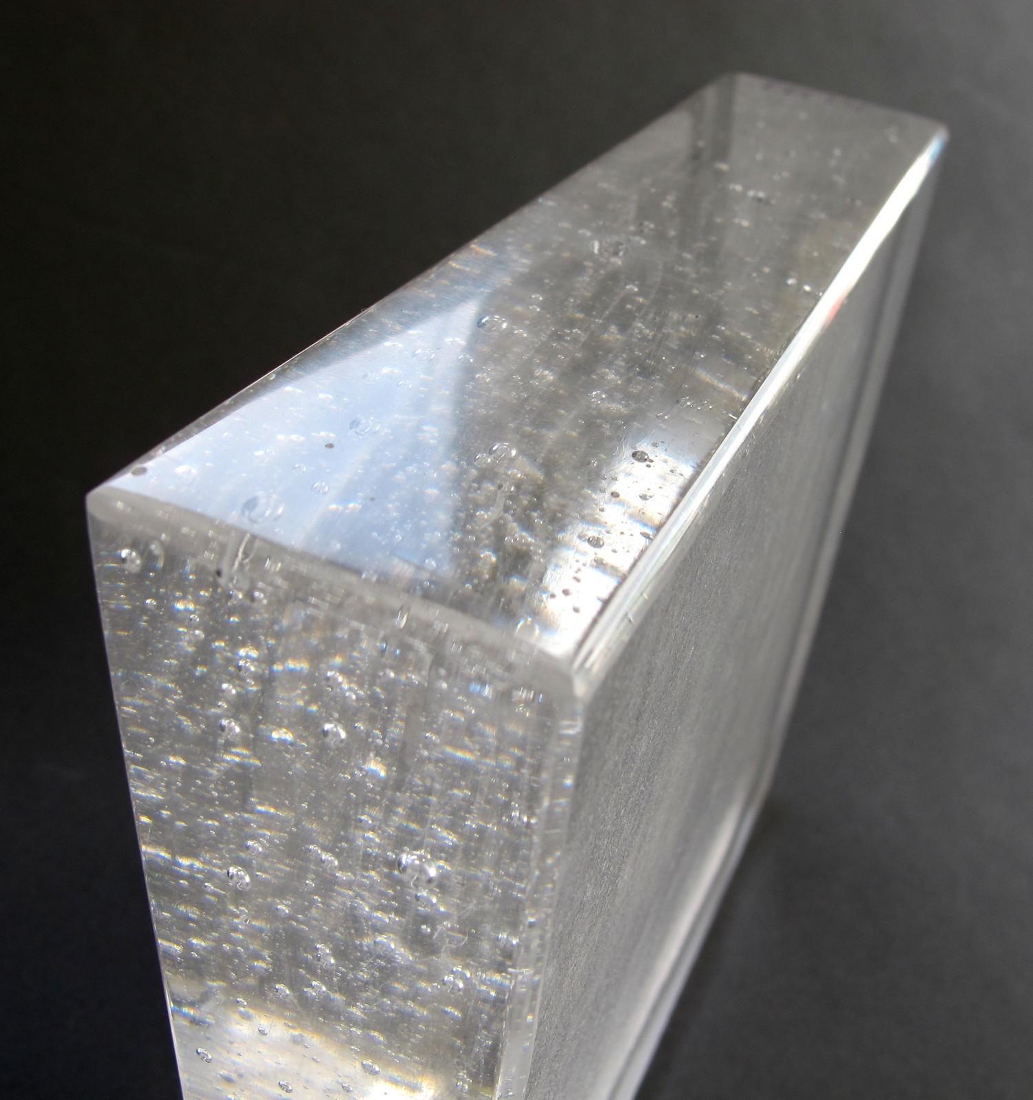 Polished Glass Edge