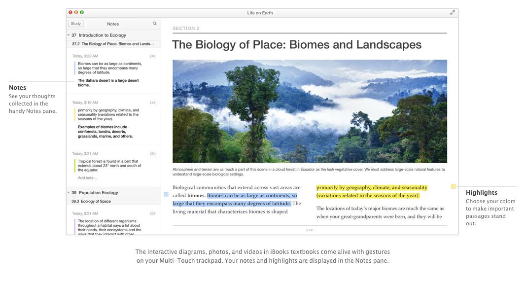 iBooks for Mac — Apple Inc.