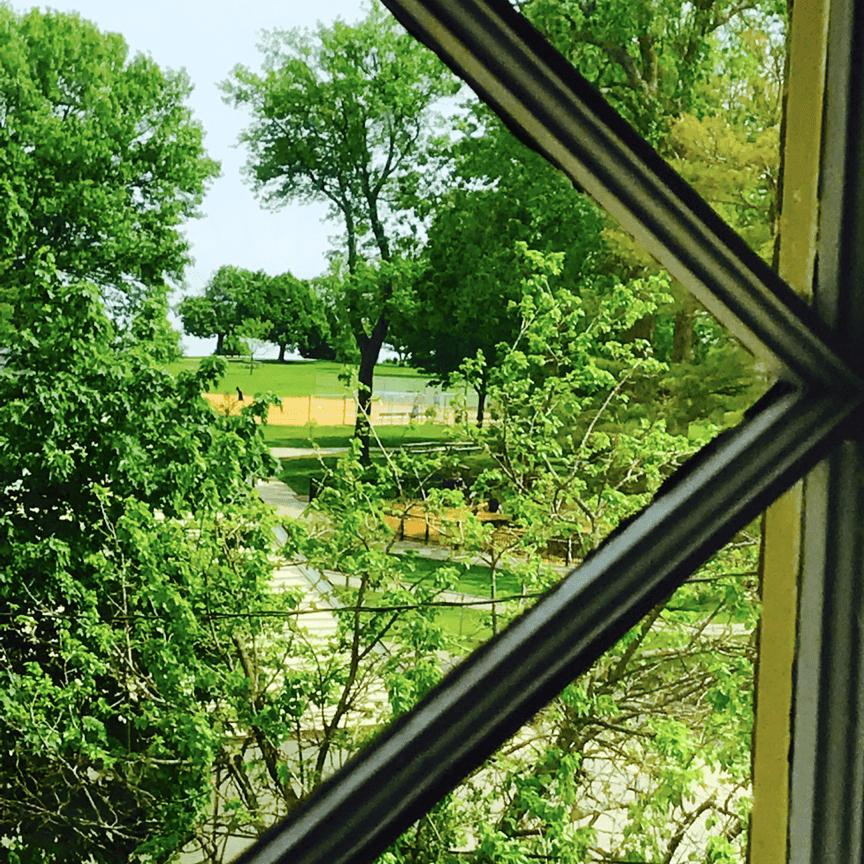 Lake Erie Views.