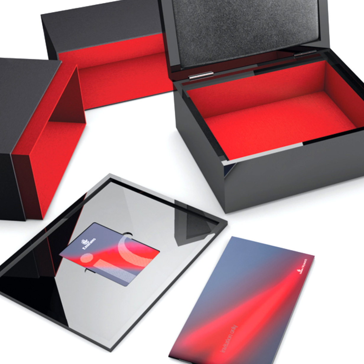 EMIRATES - VIP PACKAGING
