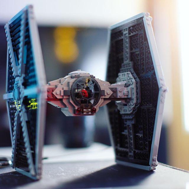 I just love how this model looks. #lego #starwars #legostarwars