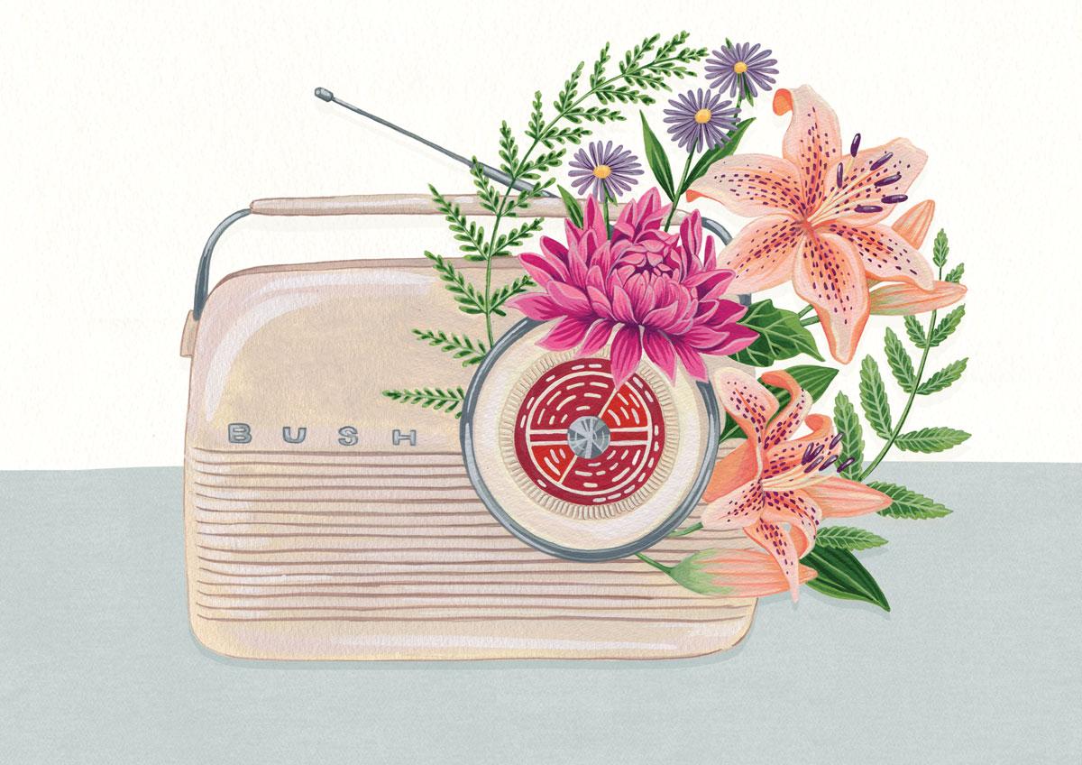 Retro Electric: Radio