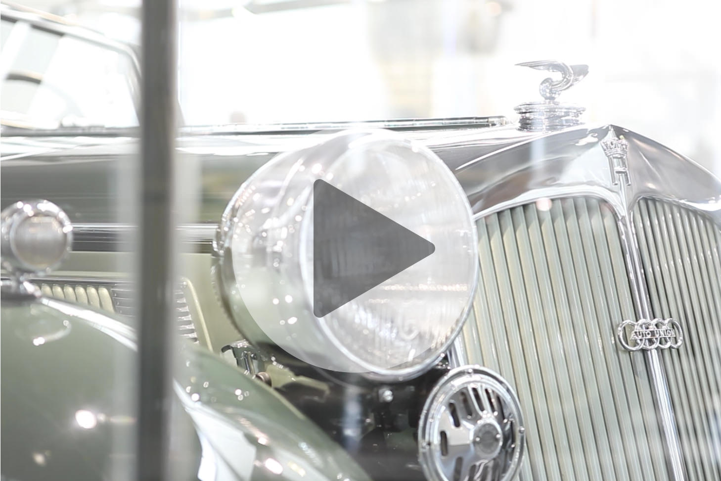 Audi Tradition Making of Video