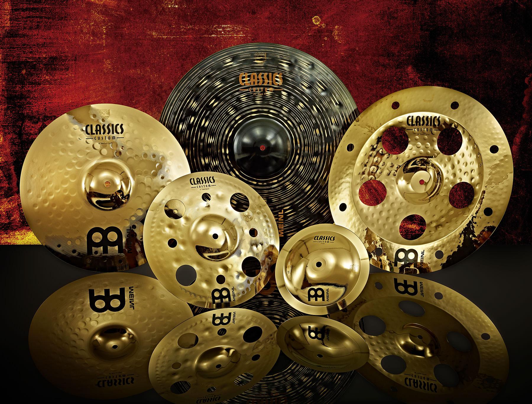 cymbals Gruppebild