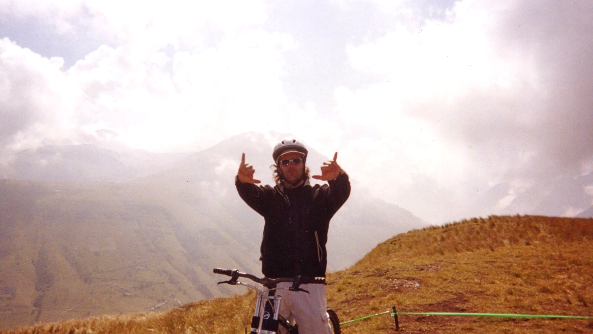 2000 in Les Deux Alps, France