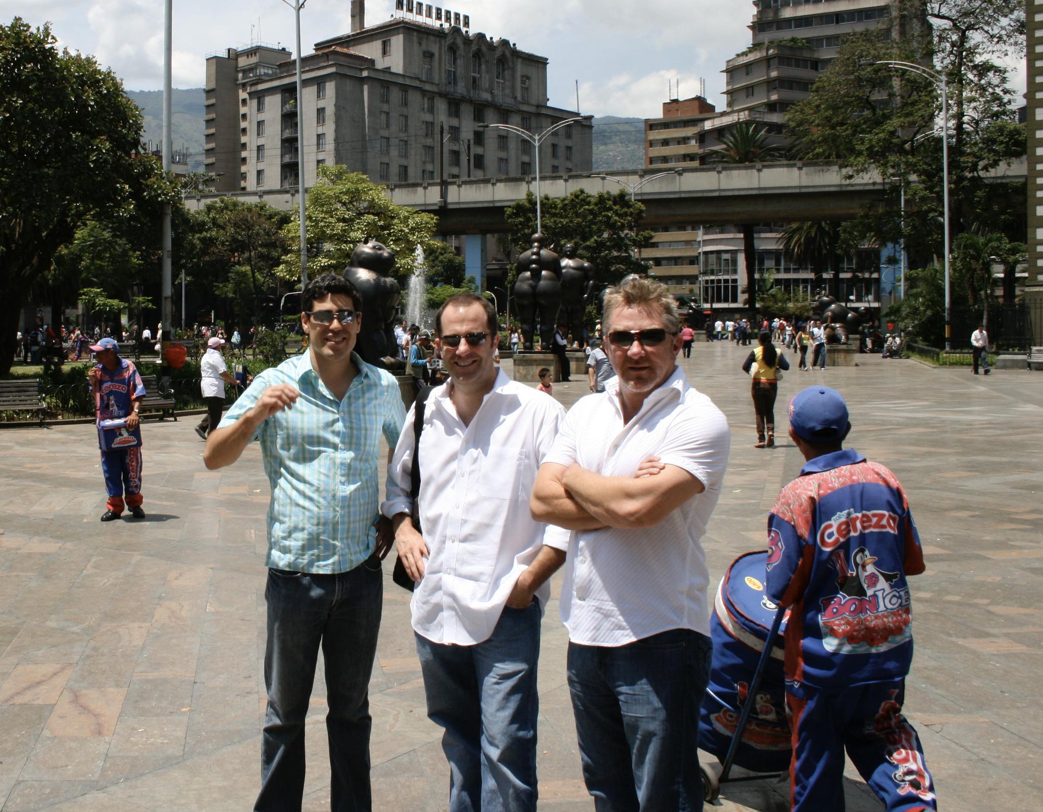 2008 Medellin