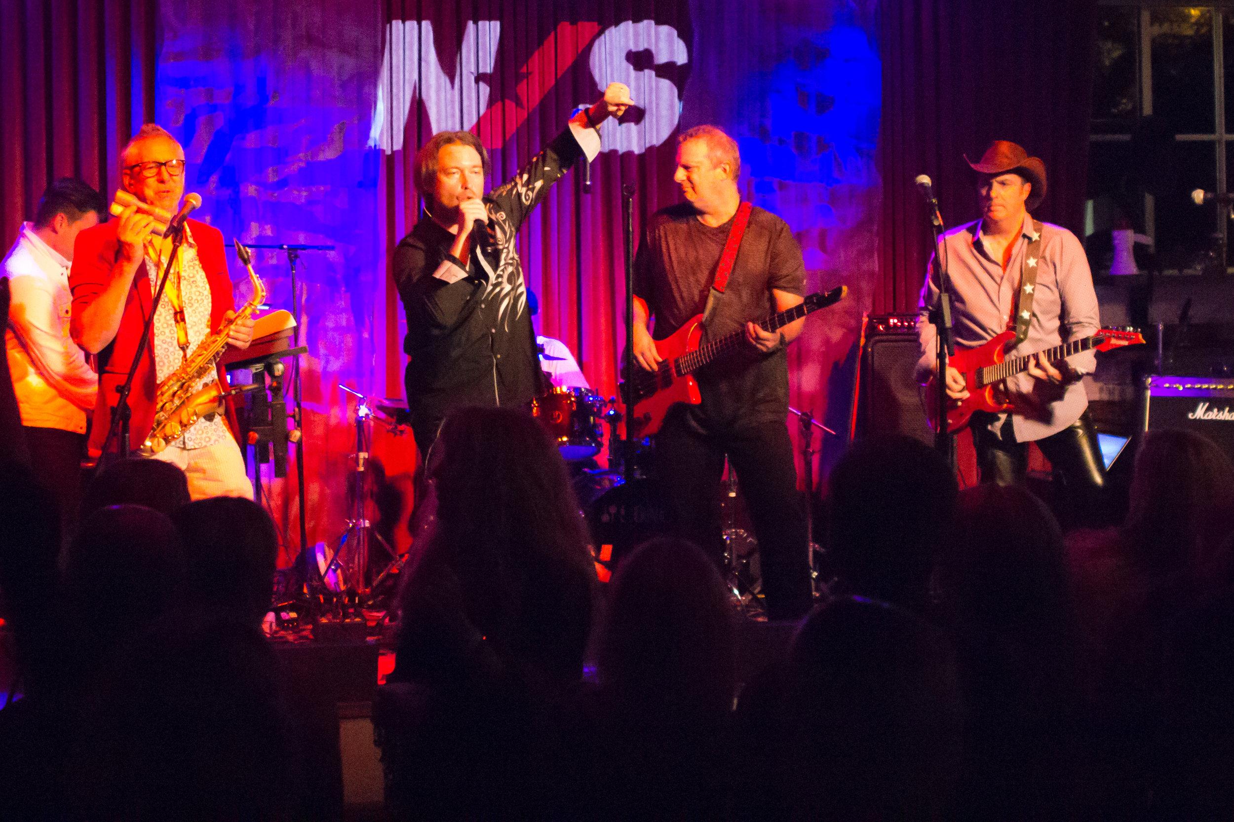 2017 live at Venkman's in ATL