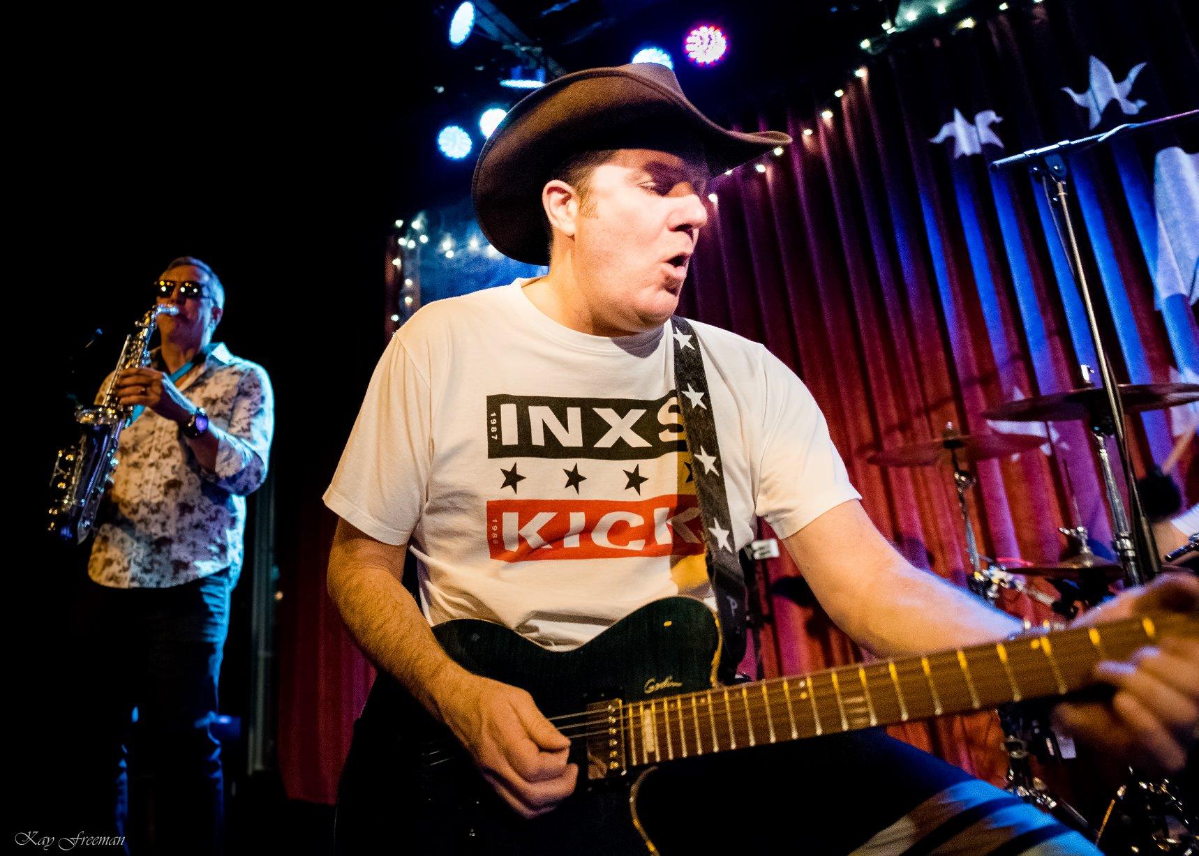 2018 Live in Atlanta INXS Live Tribute