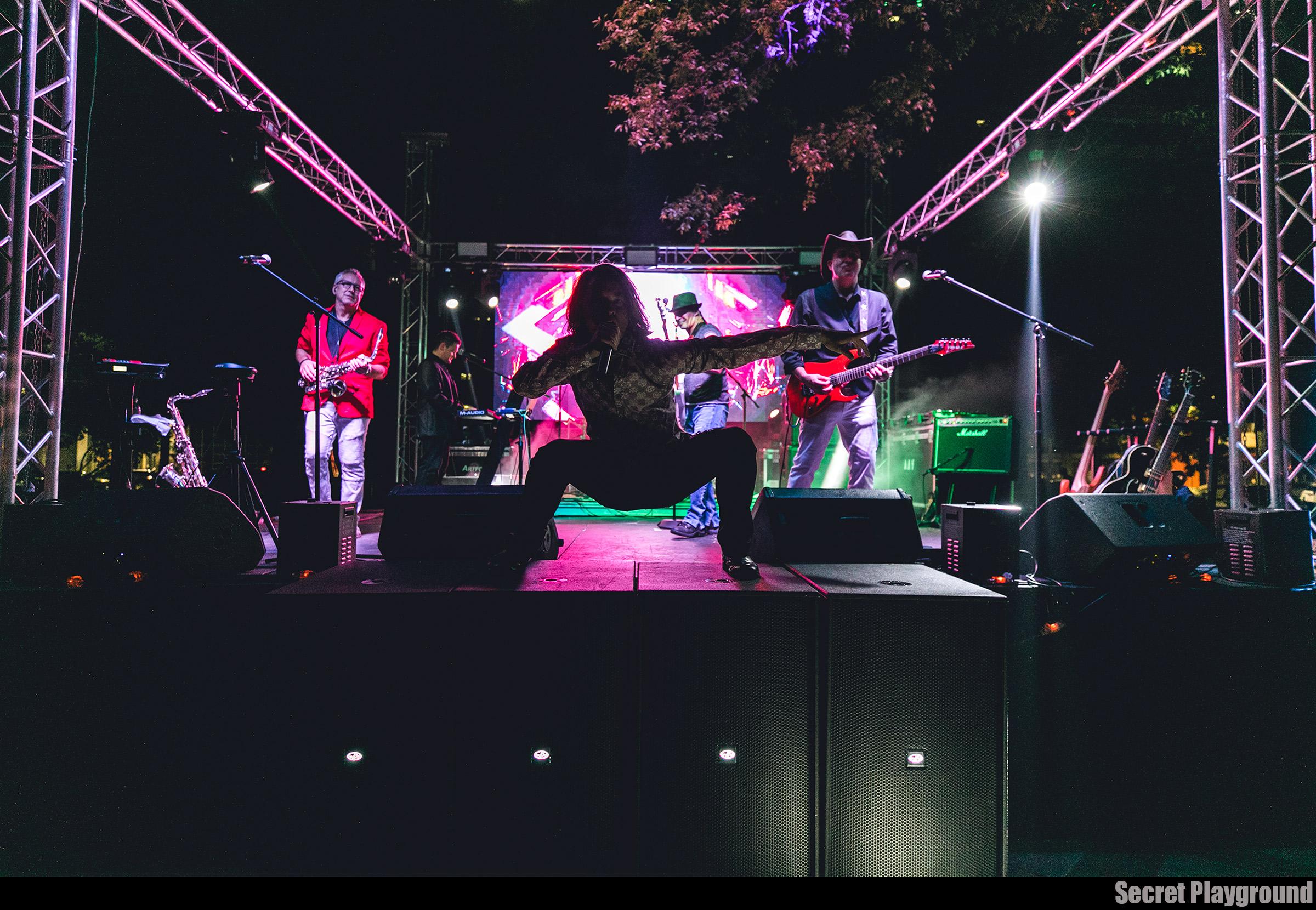 2018 Live in Birmingham INXS Live Tribute