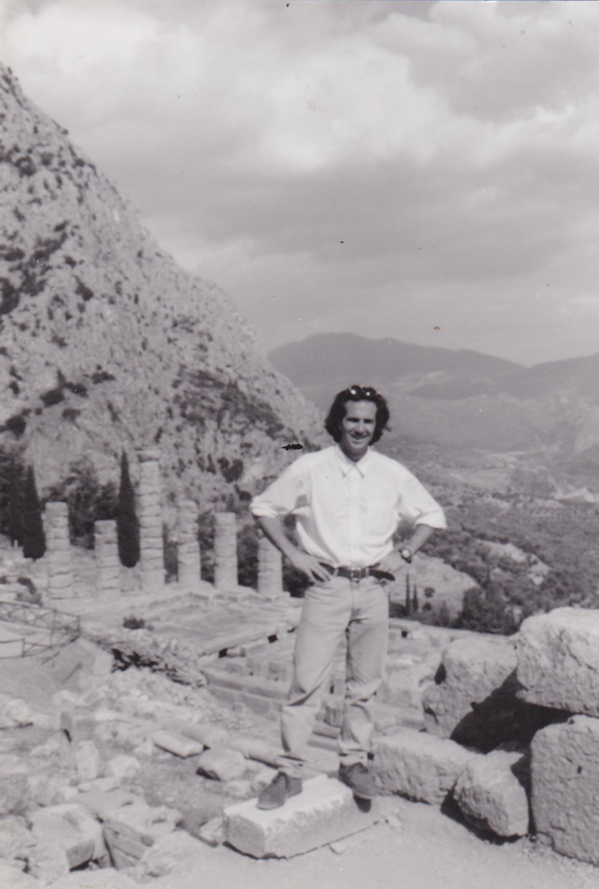 1995 Delphi, Greece