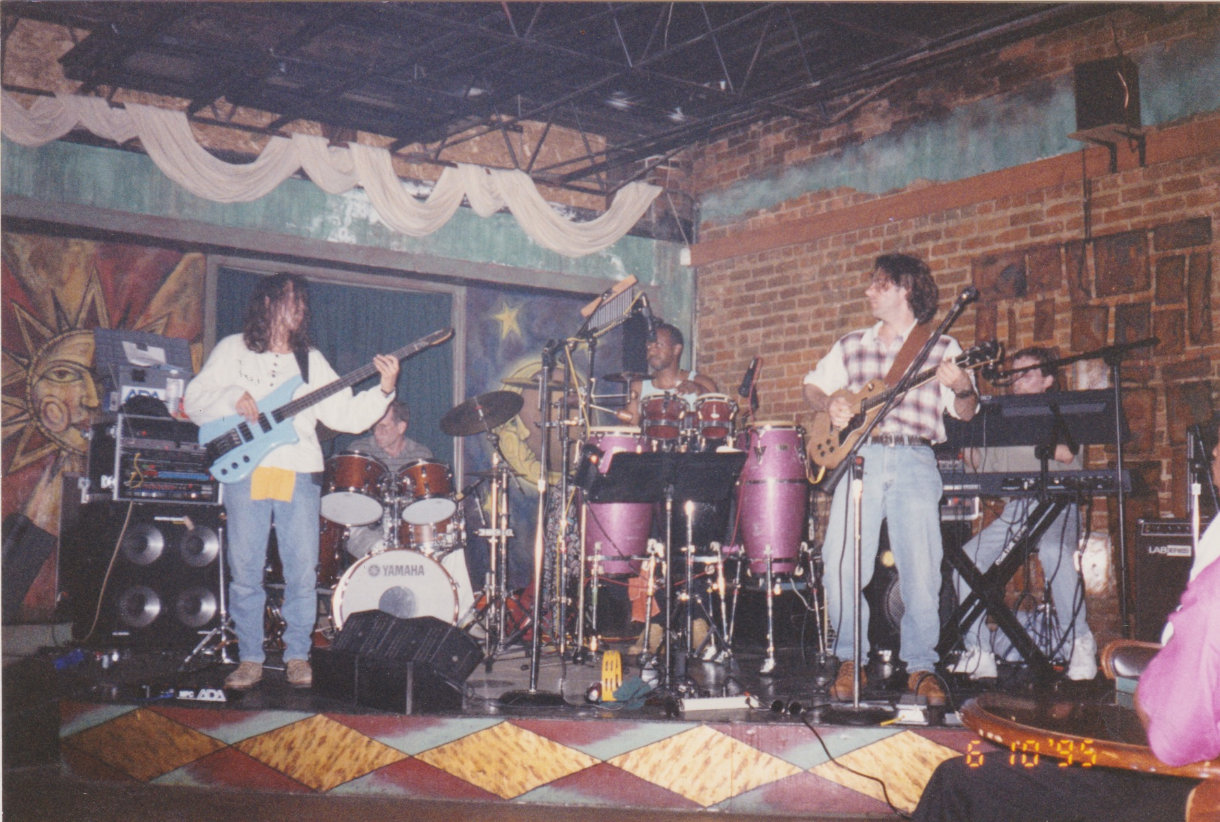 1995 Playing Yin Yang Cafe Atlanta