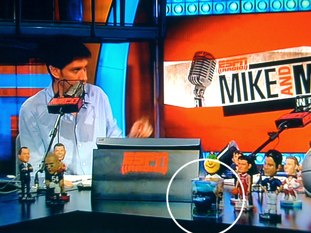 Mike & Mike in the Morning • ESPN • 11-21-09