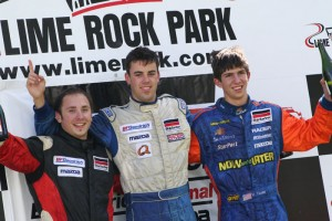 A Skip Barber National Series championship in 2007 helped to move Miller further up in the motorsports ladder with Mazda