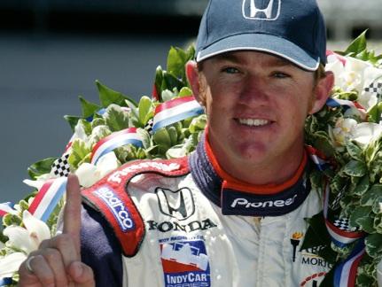 Buddy Rice2004 Indy 500 Race Winner -