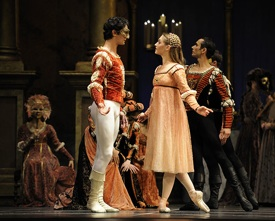 The SF Ballet's Radiant Juliet (SF Classical Voice)